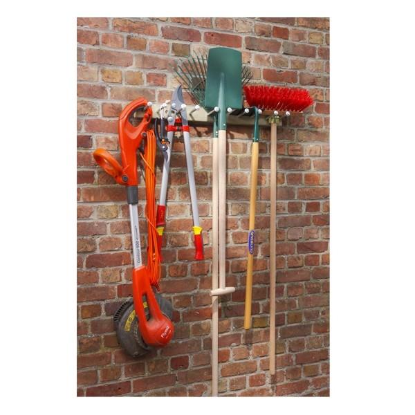 ratelier outils jardin collection design inspiration pour le jardin et son. Black Bedroom Furniture Sets. Home Design Ideas