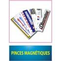 pinces magnétiques 100 x 75 mm