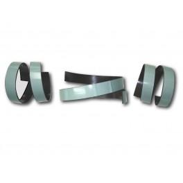 Bandes magnétiques adhésives 25 mm
