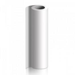 Rouleau ferromagnétique blanc adhésif
