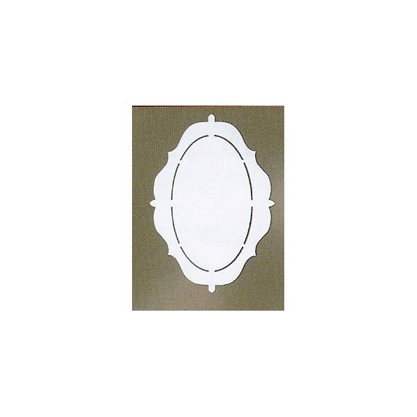 Miroir baroque visuashop for Dormir face a un miroir