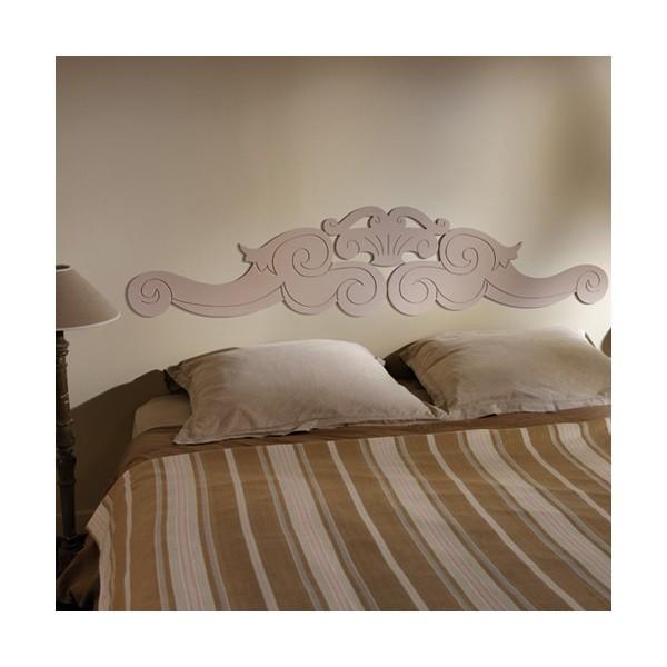 Plan tete de lit en medium d cor t te de lit orneme for Aix carrelage palette