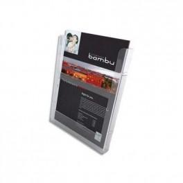 porte brochures magnétique